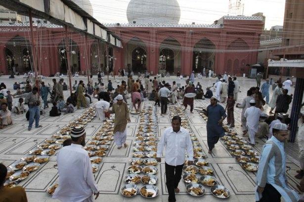 Dünyadan Ramazan manzaraları 56