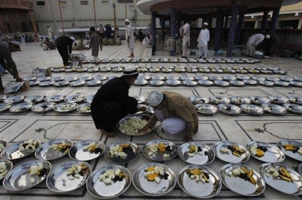 Dünyadan Ramazan manzaraları 59
