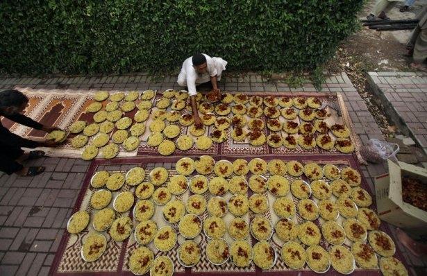 Dünyadan Ramazan manzaraları 61