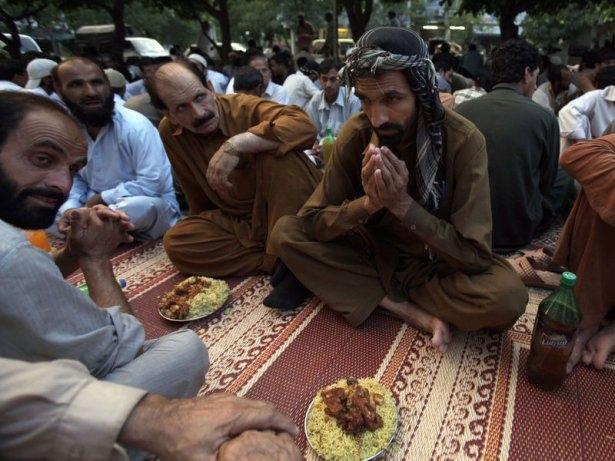 Dünyadan Ramazan manzaraları 63