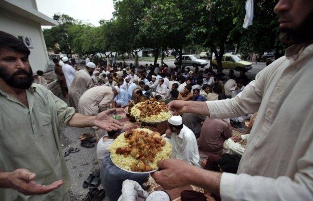 Dünyadan Ramazan manzaraları 64