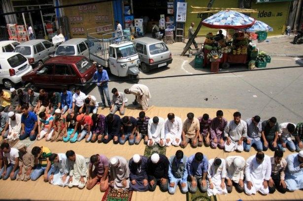 Dünyadan Ramazan manzaraları 68