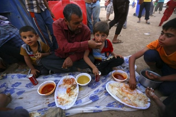 Dünyadan Ramazan manzaraları 7
