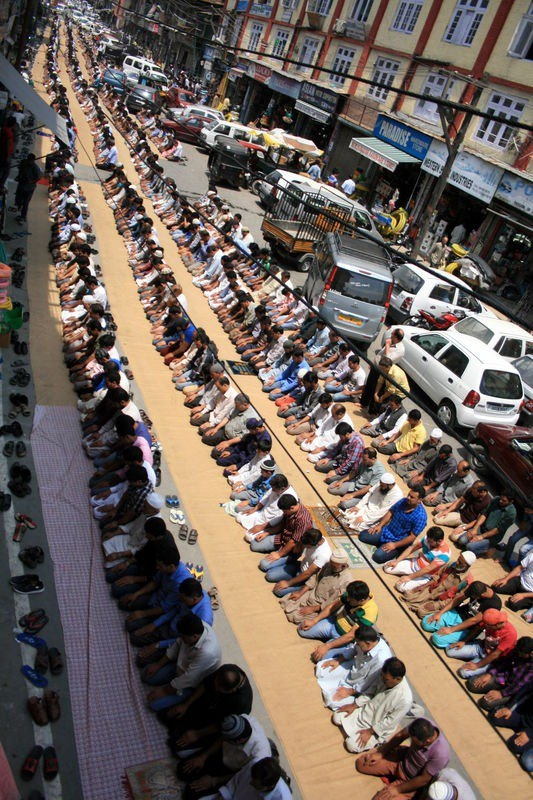 Dünyadan Ramazan manzaraları 76