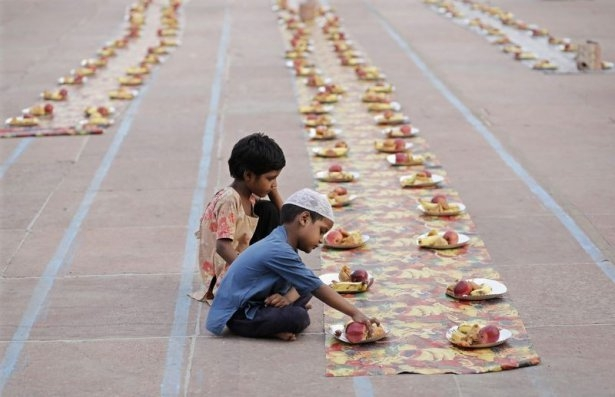 Dünyadan Ramazan manzaraları 77
