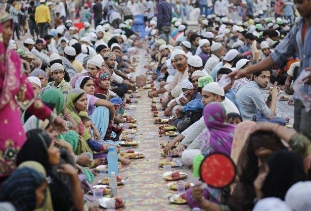 Dünyadan Ramazan manzaraları 78