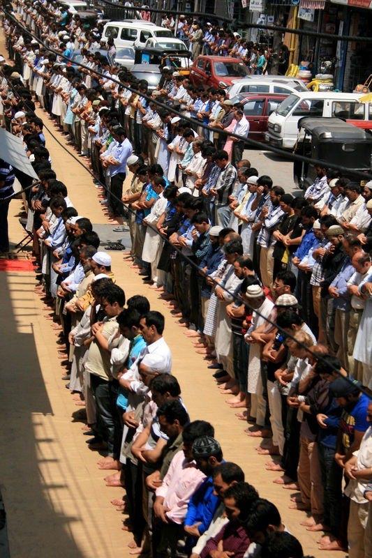 Dünyadan Ramazan manzaraları 79