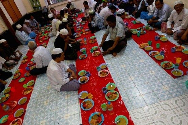 Dünyadan Ramazan manzaraları 96