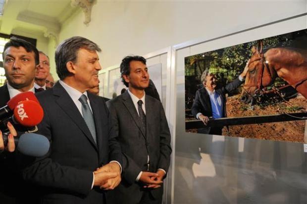 Fotoğraflarla Cumhurbaşkanı Gül'ün 7 yılı 1