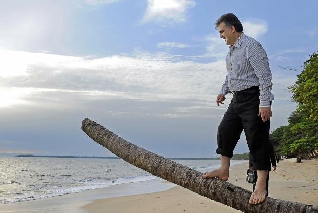 Fotoğraflarla Cumhurbaşkanı Gül'ün 7 yılı 10