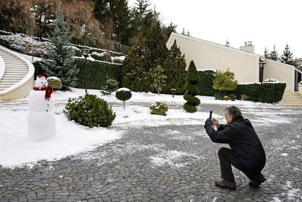 Fotoğraflarla Cumhurbaşkanı Gül'ün 7 yılı 13