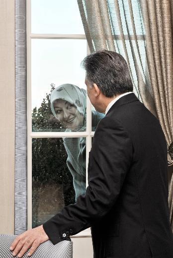 Fotoğraflarla Cumhurbaşkanı Gül'ün 7 yılı 14