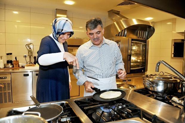 Fotoğraflarla Cumhurbaşkanı Gül'ün 7 yılı 17
