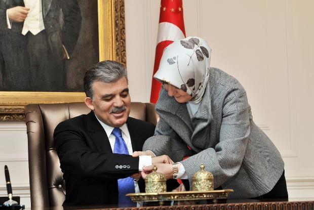 Fotoğraflarla Cumhurbaşkanı Gül'ün 7 yılı 2