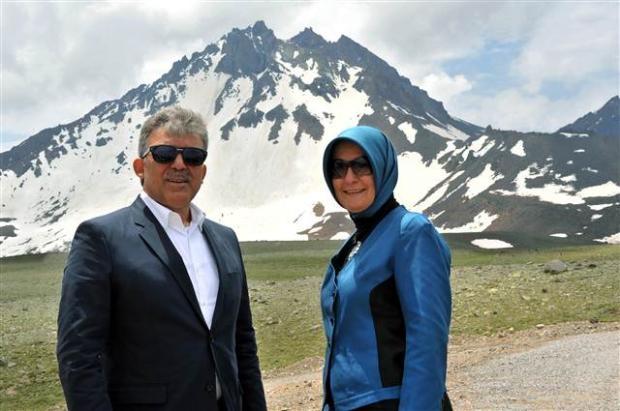 Fotoğraflarla Cumhurbaşkanı Gül'ün 7 yılı 3