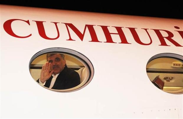 Fotoğraflarla Cumhurbaşkanı Gül'ün 7 yılı 4