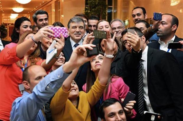 Fotoğraflarla Cumhurbaşkanı Gül'ün 7 yılı 5