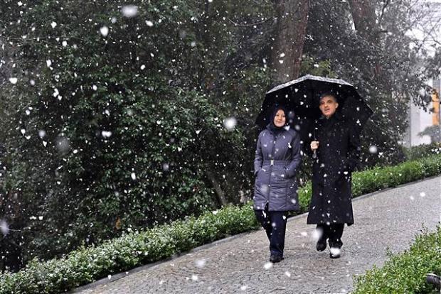 Fotoğraflarla Cumhurbaşkanı Gül'ün 7 yılı 6