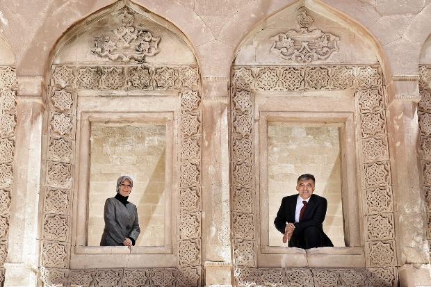 Fotoğraflarla Cumhurbaşkanı Gül'ün 7 yılı 8