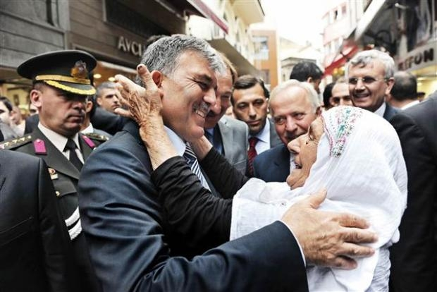Fotoğraflarla Cumhurbaşkanı Gül'ün 7 yılı 9