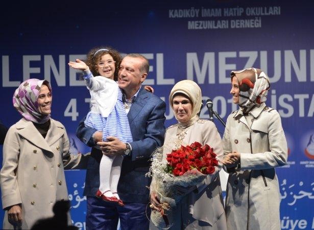 Başbakan Erdoğan'dan eşine evlilik sürprizi 1