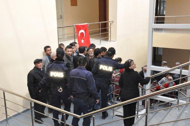 Bakan Elvan Asansörde Mahsur Kaldı! 11