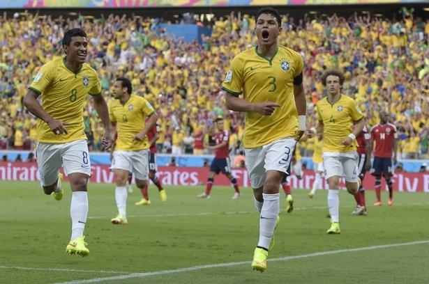 Brezilya-Kolombiya 2