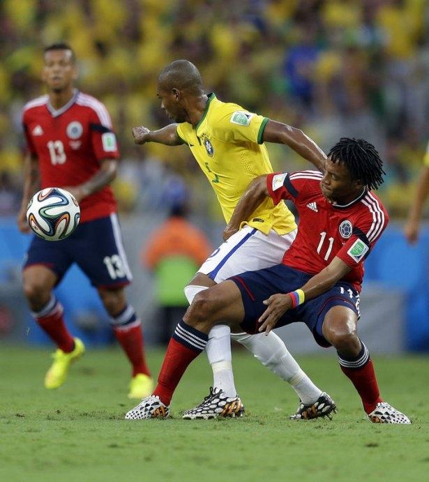 Brezilya-Kolombiya 8