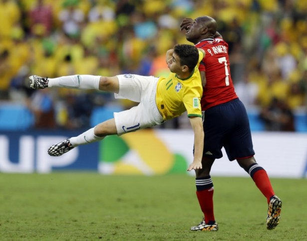 Brezilya-Kolombiya 9