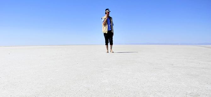 Tuz Gölü flamingo mezarlığına dönüyor 9