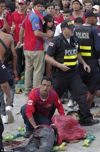 Brezilya'da şok! Ortalık kan gölüne döndü 2