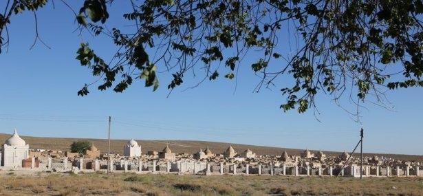 Kazakistan'ın yeraltı mescitleri 13