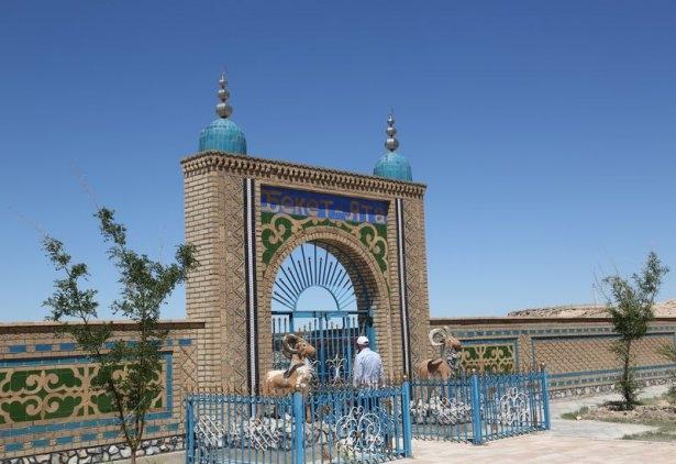 Kazakistan'ın yeraltı mescitleri 16