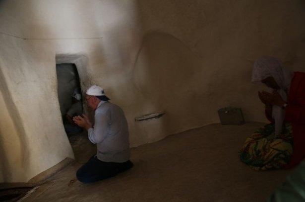 Kazakistan'ın yeraltı mescitleri 18