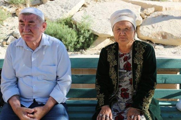 Kazakistan'ın yeraltı mescitleri 6