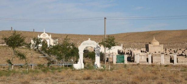 Kazakistan'ın yeraltı mescitleri 7