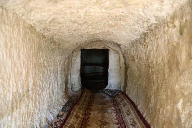 Kazakistan'ın yeraltı mescitleri 8