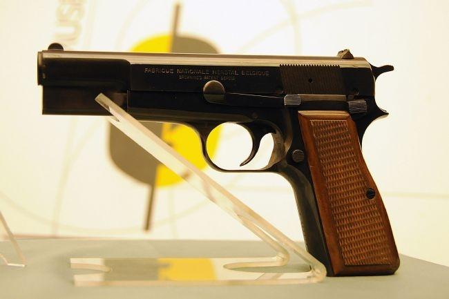 O silah 33 yıl sonra ortaya çıktı 1