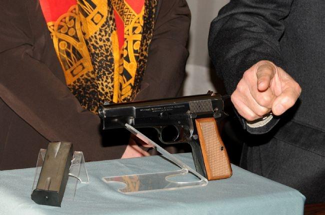 O silah 33 yıl sonra ortaya çıktı 10