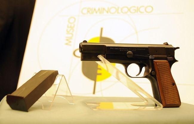O silah 33 yıl sonra ortaya çıktı 12