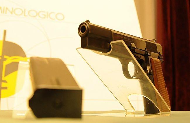 O silah 33 yıl sonra ortaya çıktı 7