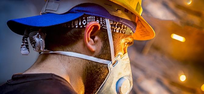 Döküm işçilerinin zor imtihanı 8