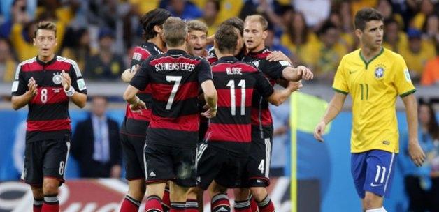 Brezilya-Almanya 1