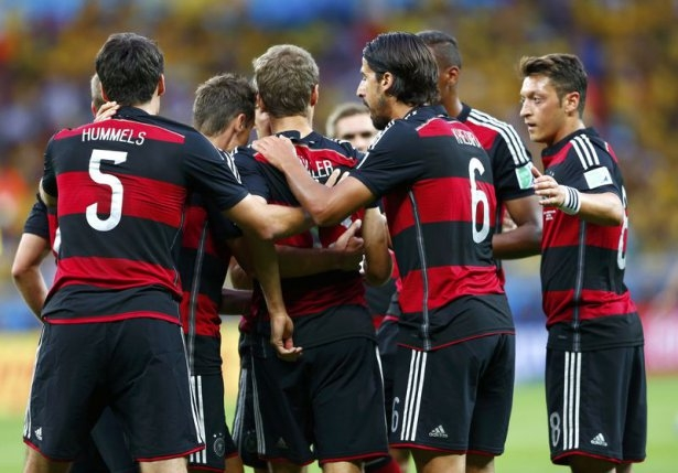 Brezilya-Almanya 15