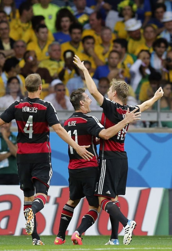 Brezilya-Almanya 3