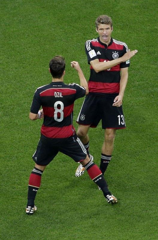 Brezilya-Almanya 4