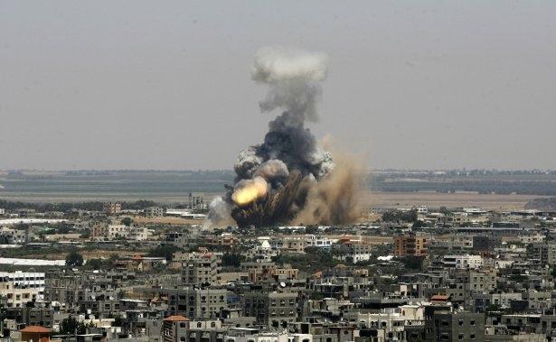 İftar vakti İsrail katliamı! 11