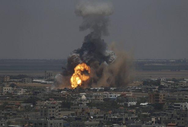İftar vakti İsrail katliamı! 15