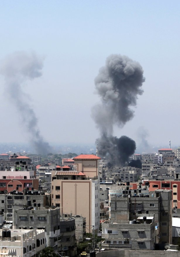 İftar vakti İsrail katliamı! 16