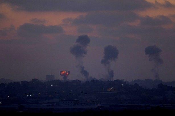 İftar vakti İsrail katliamı! 18